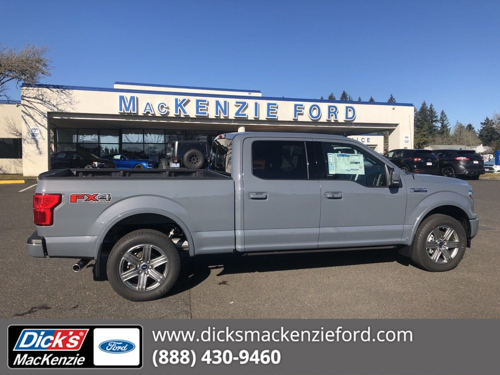 2019 F-150 SuperCrew Cab 4x4,  Pickup #299559 - photo 1
