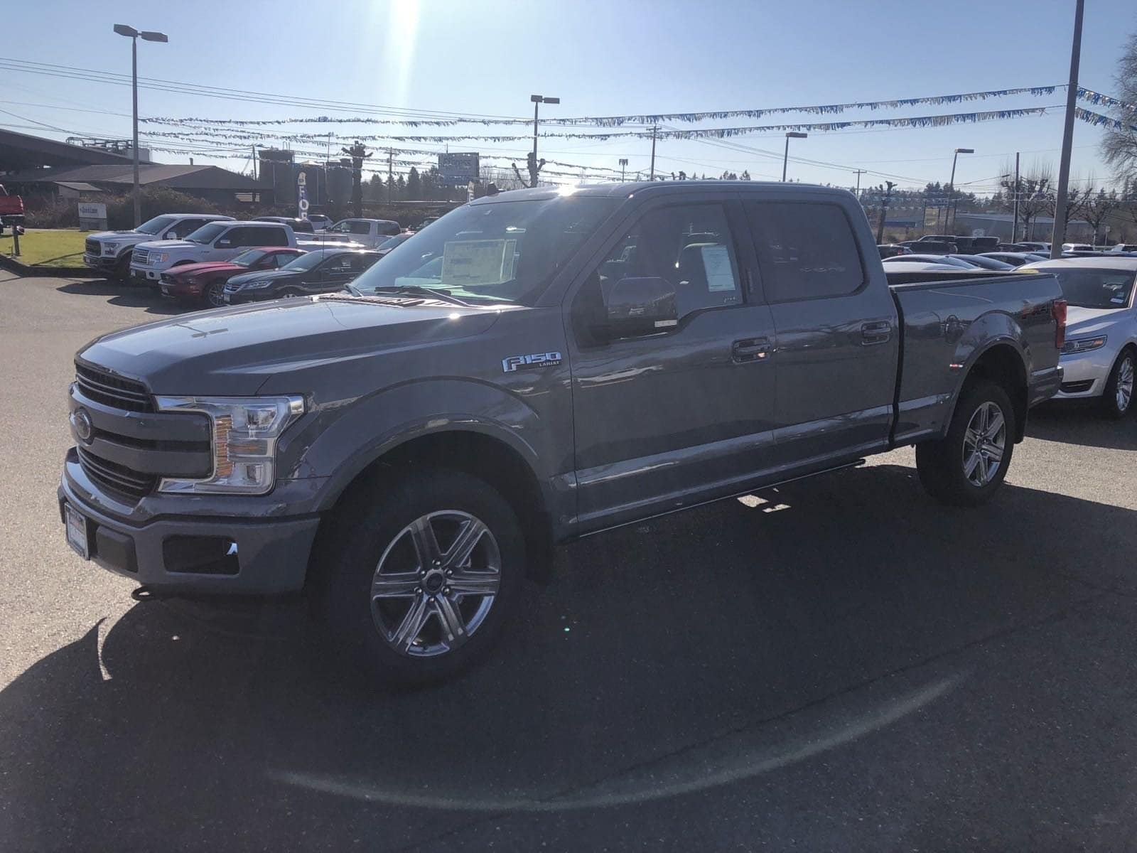 2019 F-150 SuperCrew Cab 4x4,  Pickup #299559 - photo 3