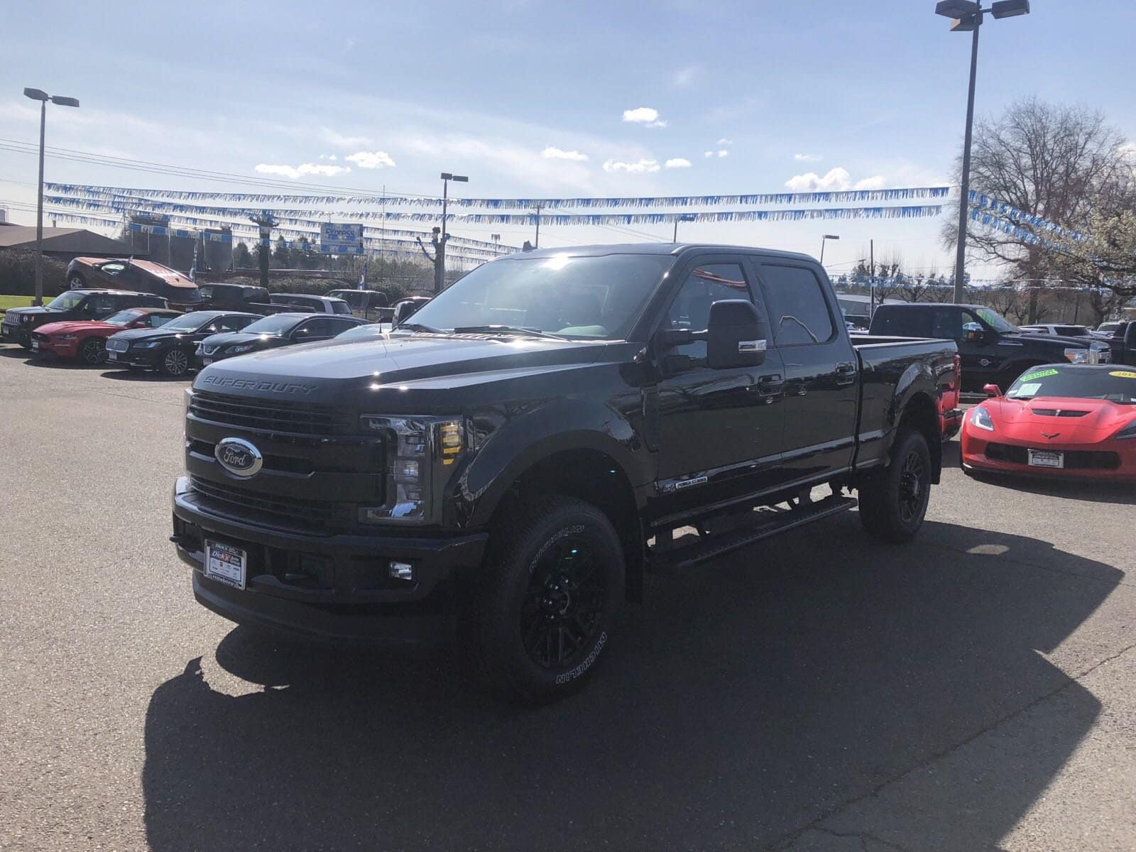 2019 F-250 Crew Cab 4x4,  Pickup #299564 - photo 3