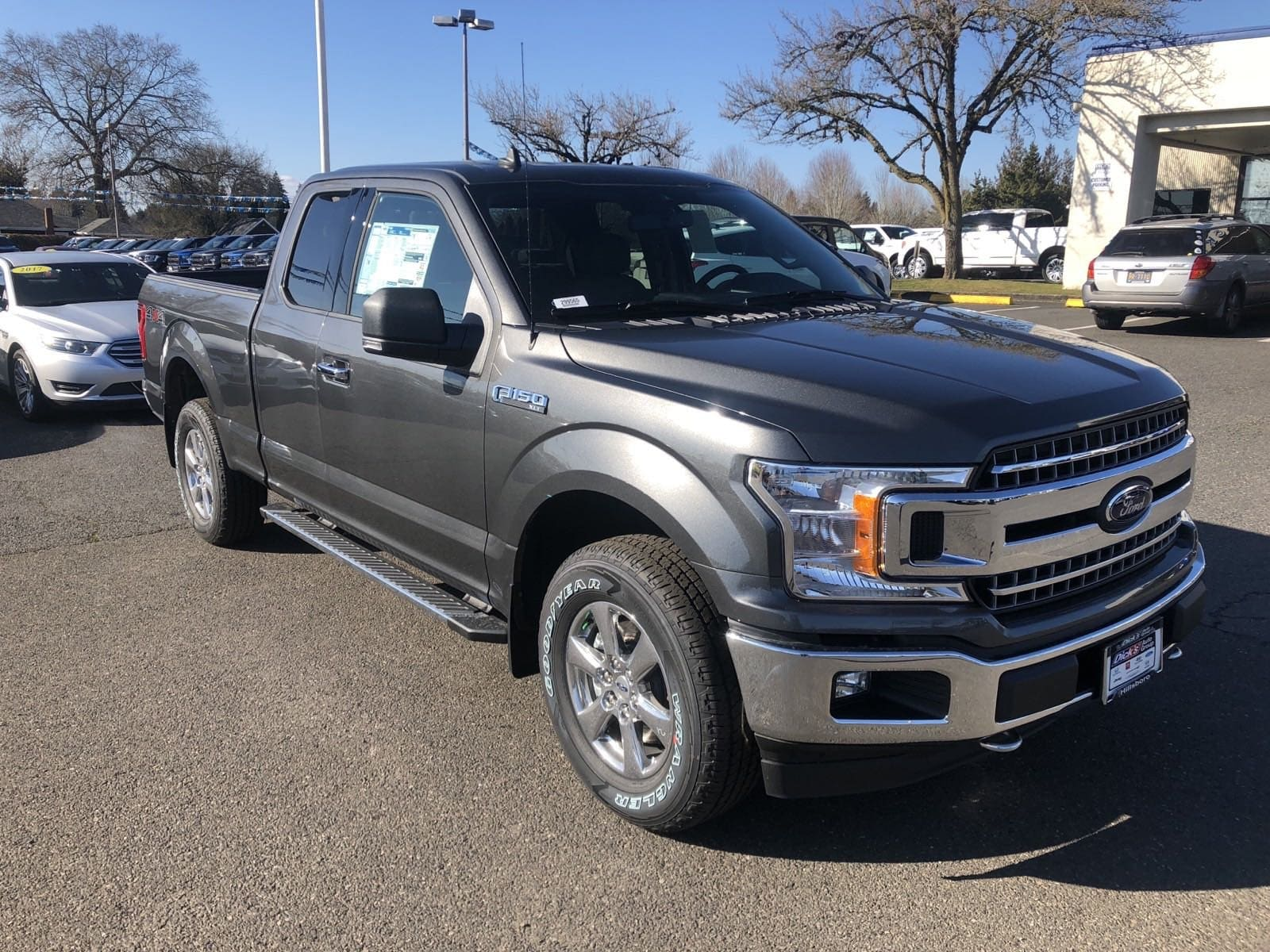 2019 F-150 Super Cab 4x4,  Pickup #299565 - photo 1