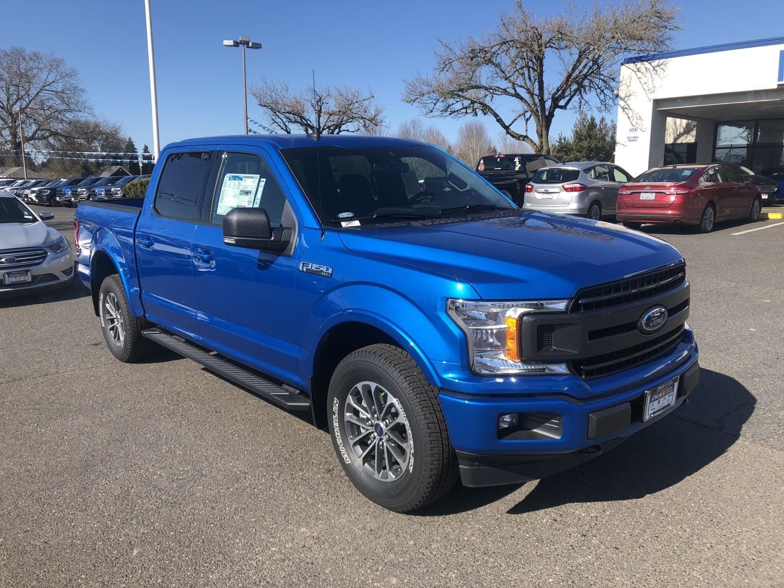 2019 F-150 SuperCrew Cab 4x4,  Pickup #299570 - photo 1