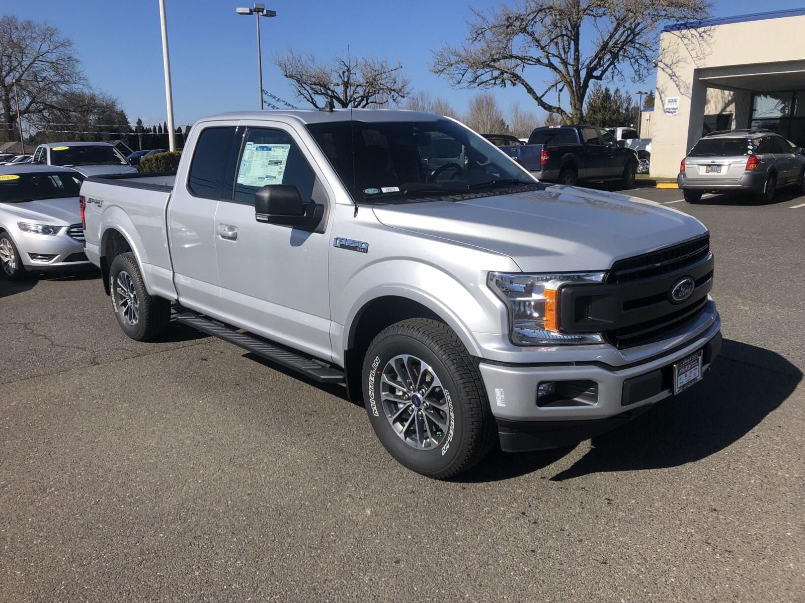 2019 F-150 Super Cab 4x4,  Pickup #299573 - photo 1