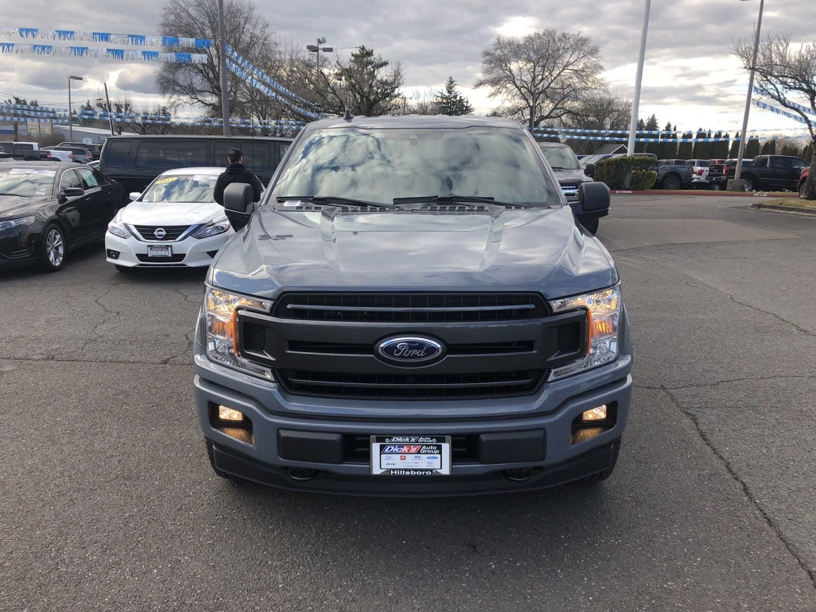 2019 F-150 SuperCrew Cab 4x4,  Pickup #299585 - photo 12