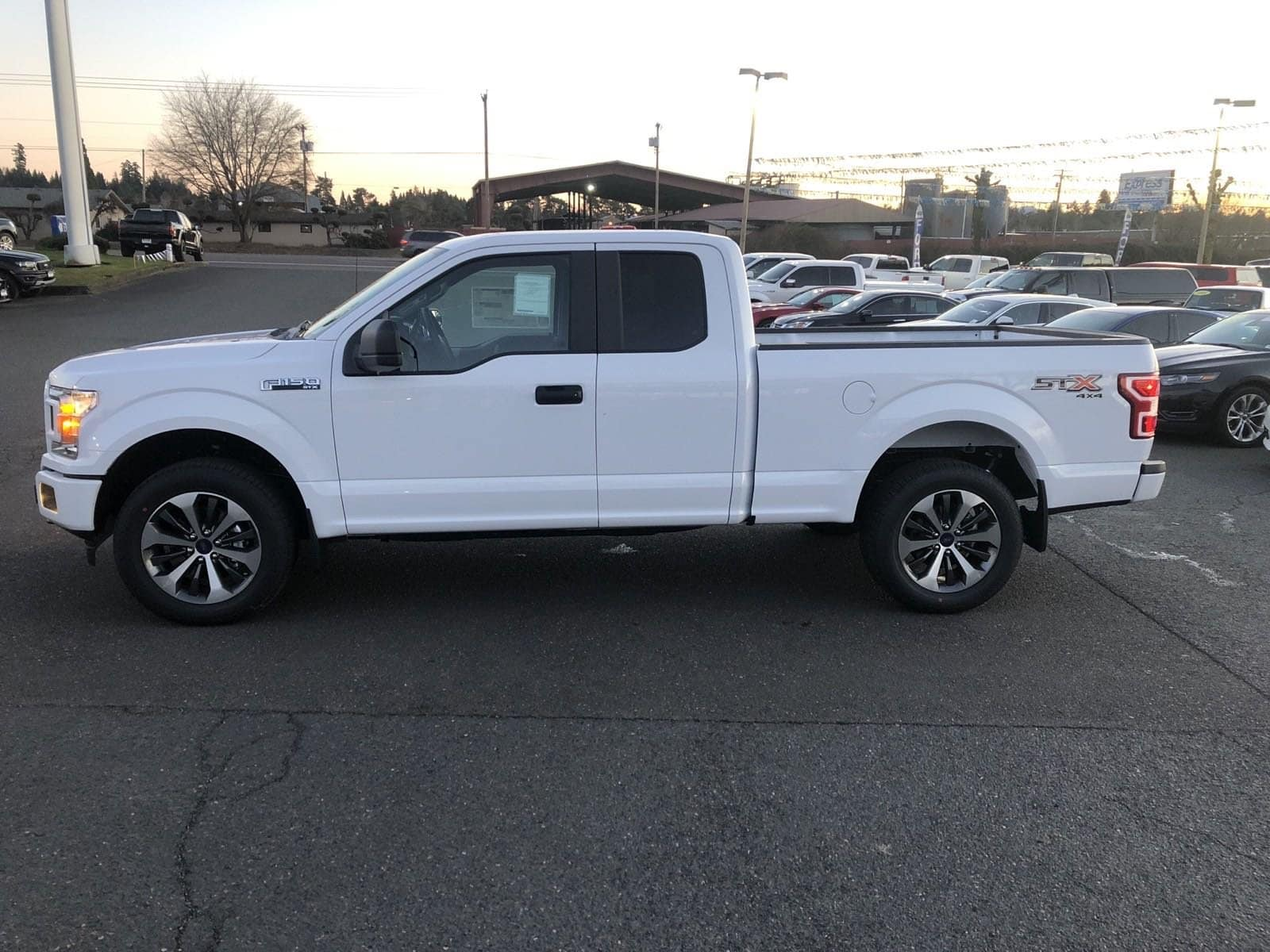 2019 F-150 Super Cab 4x4,  Pickup #299588 - photo 12
