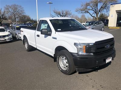 2019 F-150 Regular Cab 4x4,  Pickup #299593T - photo 2