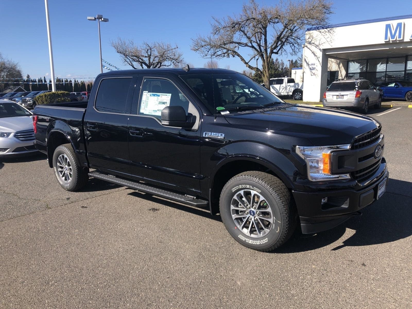 2019 F-150 SuperCrew Cab 4x4,  Pickup #299596 - photo 1