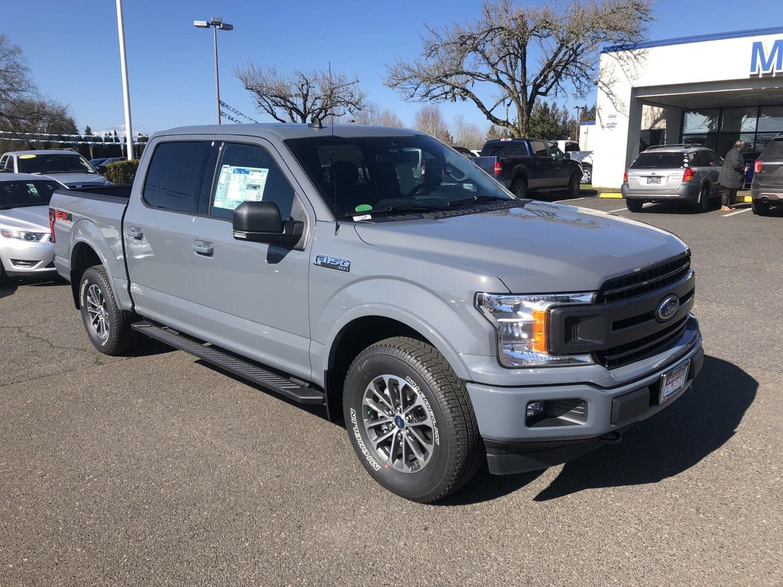 2019 F-150 SuperCrew Cab 4x4,  Pickup #299602 - photo 1