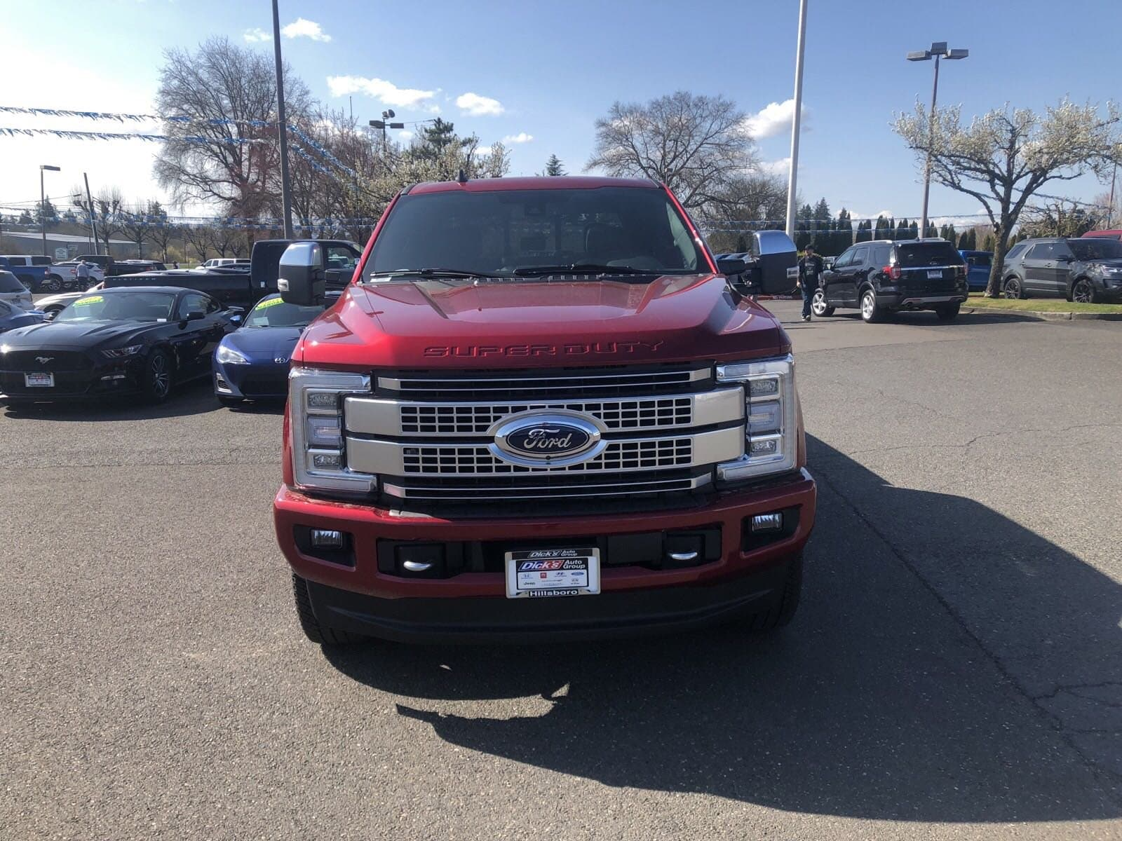 2019 F-350 Crew Cab 4x4,  Pickup #299603 - photo 15