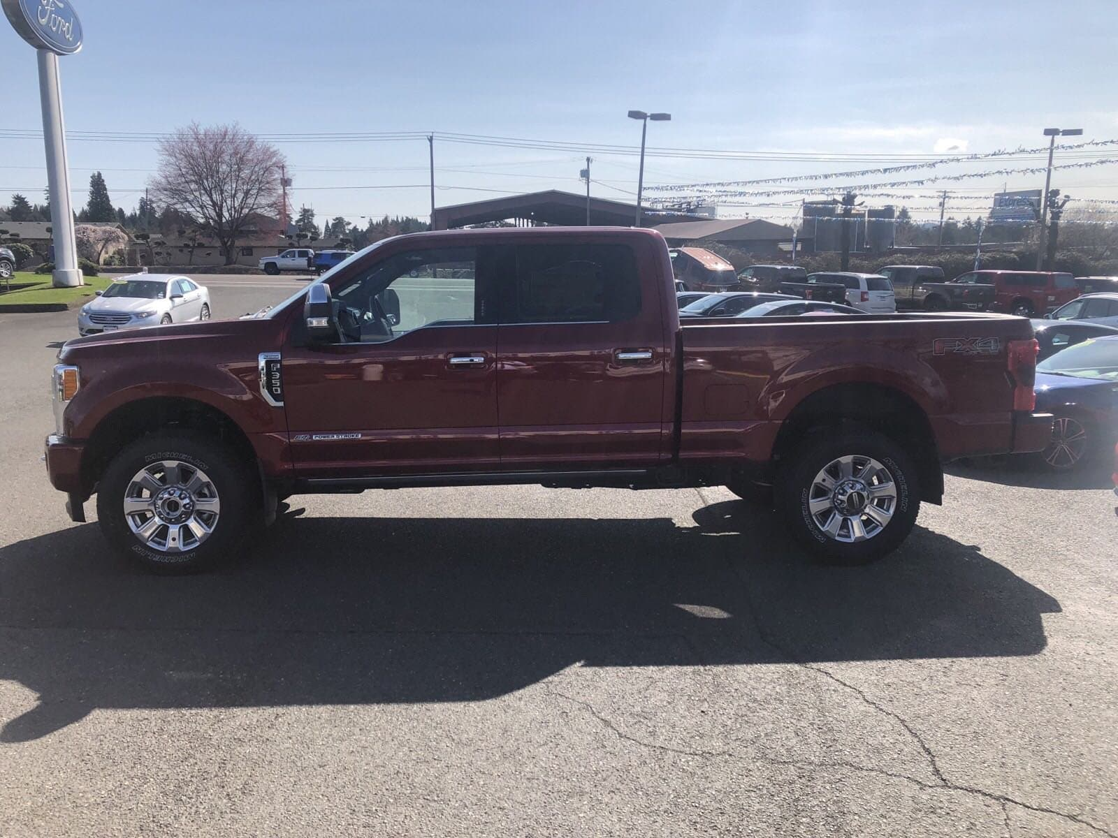 2019 F-350 Crew Cab 4x4,  Pickup #299603 - photo 16