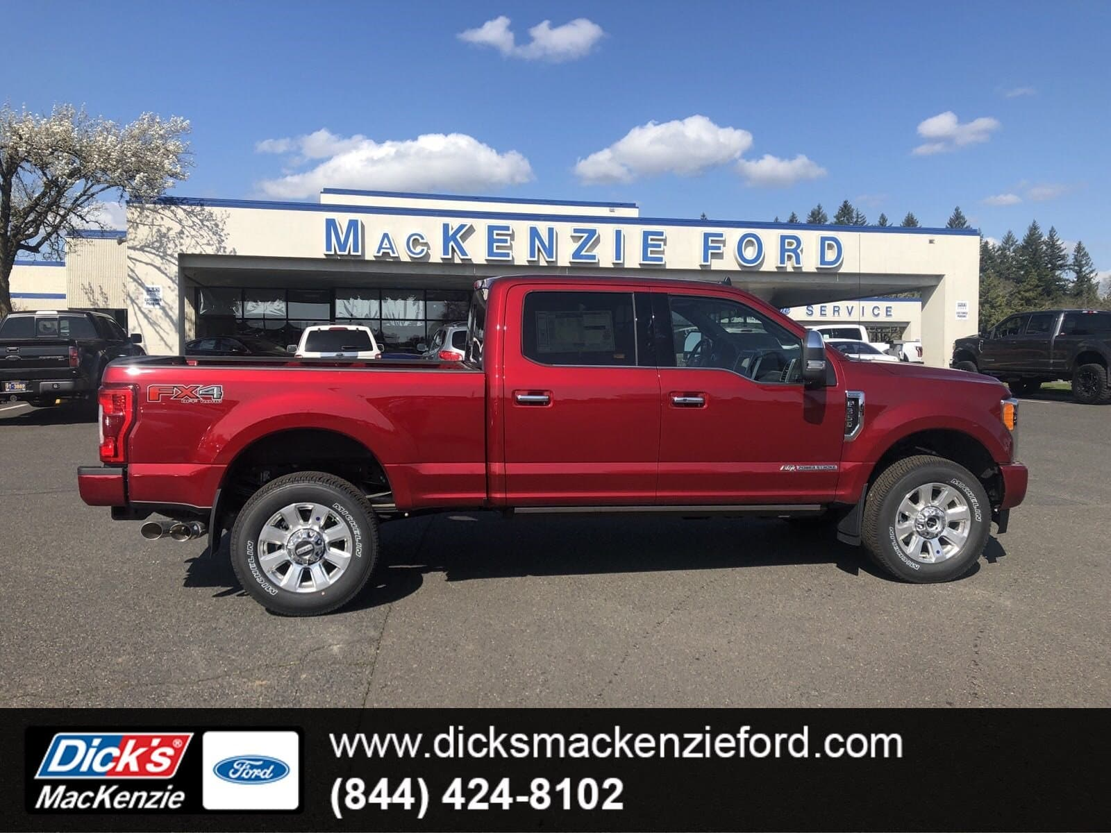 2019 F-350 Crew Cab 4x4,  Pickup #299603 - photo 1