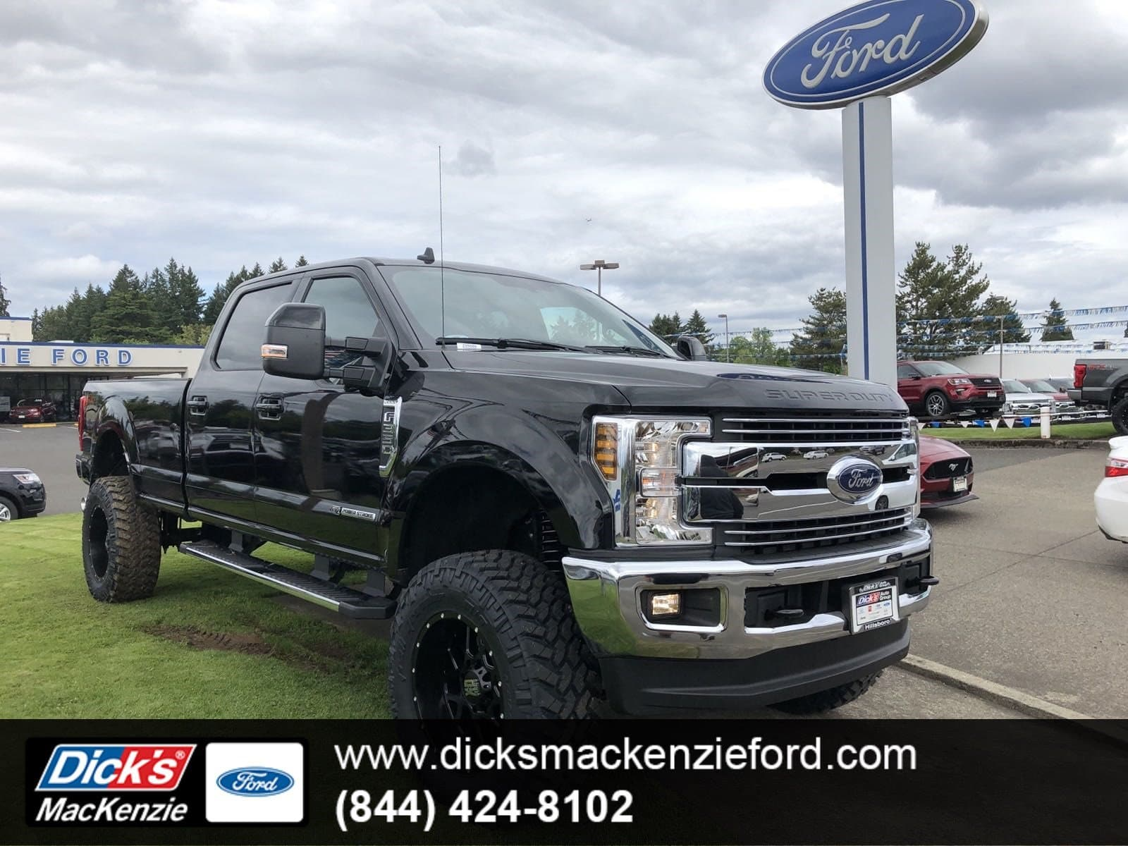 2019 F-350 Crew Cab 4x4,  Pickup #299606 - photo 1