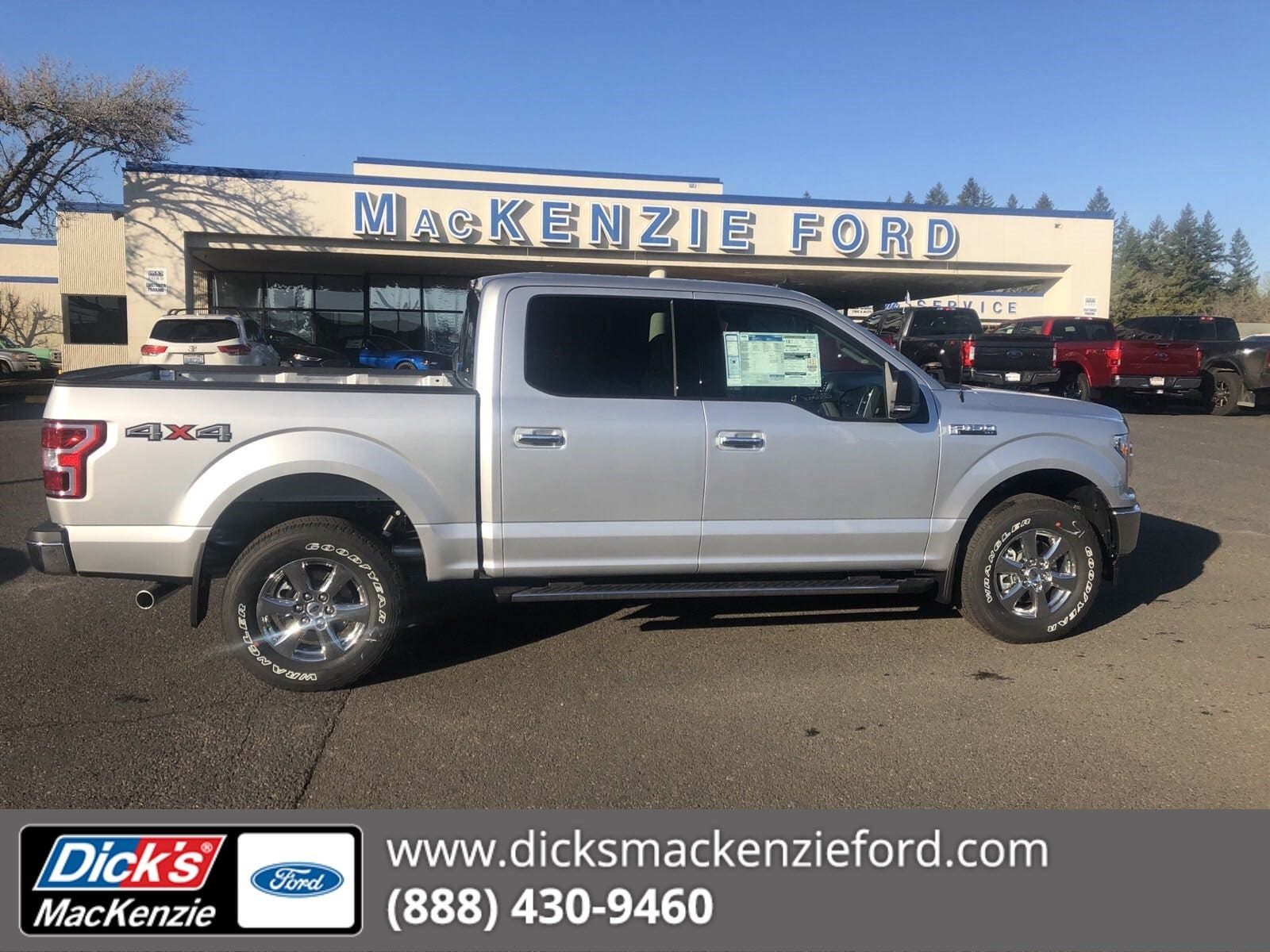 2019 F-150 SuperCrew Cab 4x4,  Pickup #299611 - photo 1