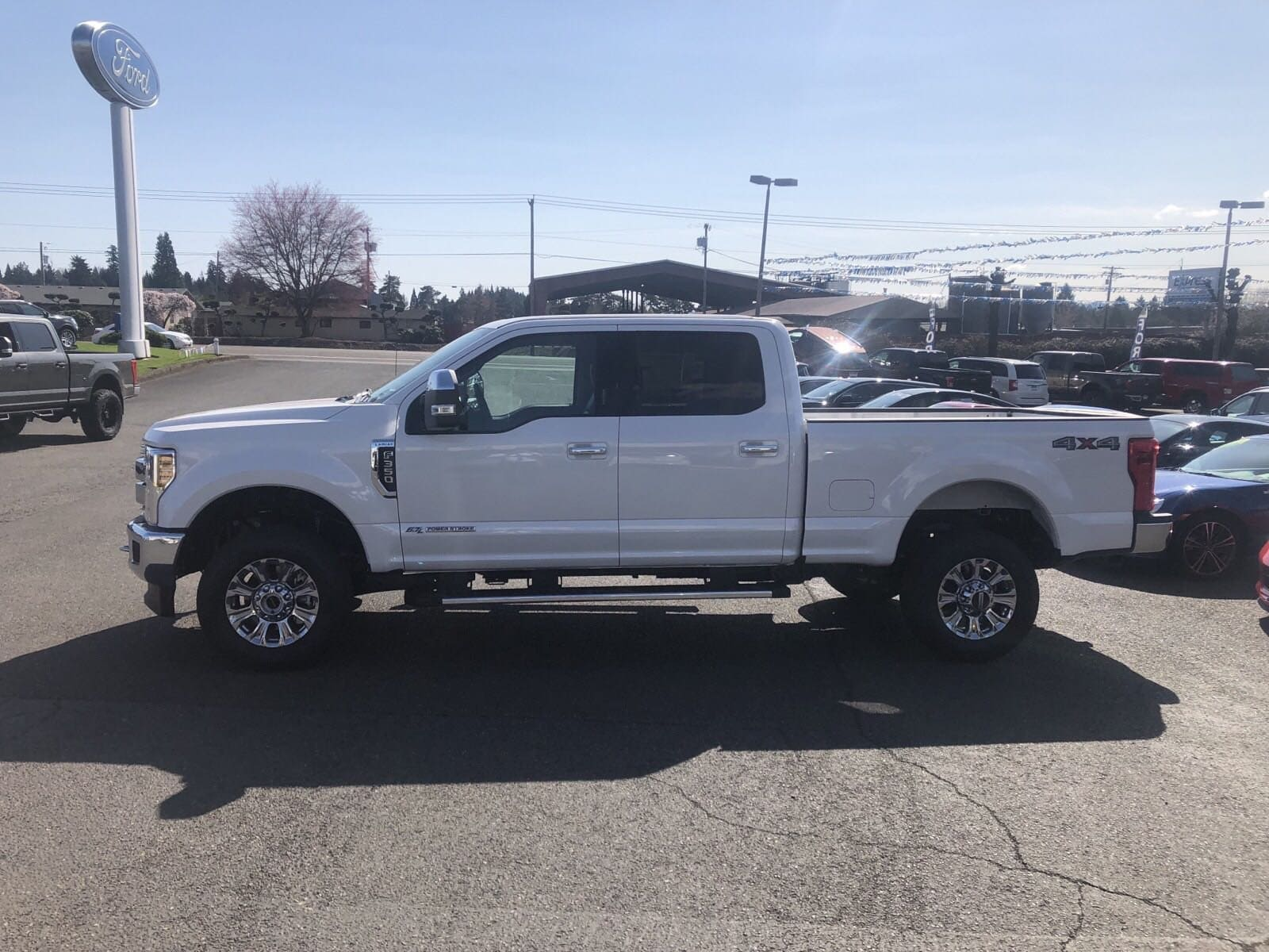 2019 F-350 Crew Cab 4x4,  Pickup #299626 - photo 11