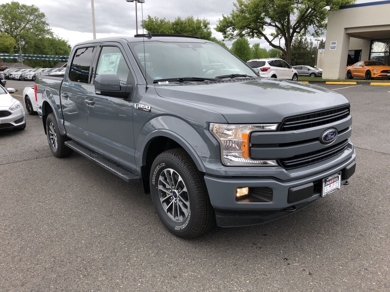 2019 F-150 SuperCrew Cab 4x4,  Pickup #299630 - photo 3