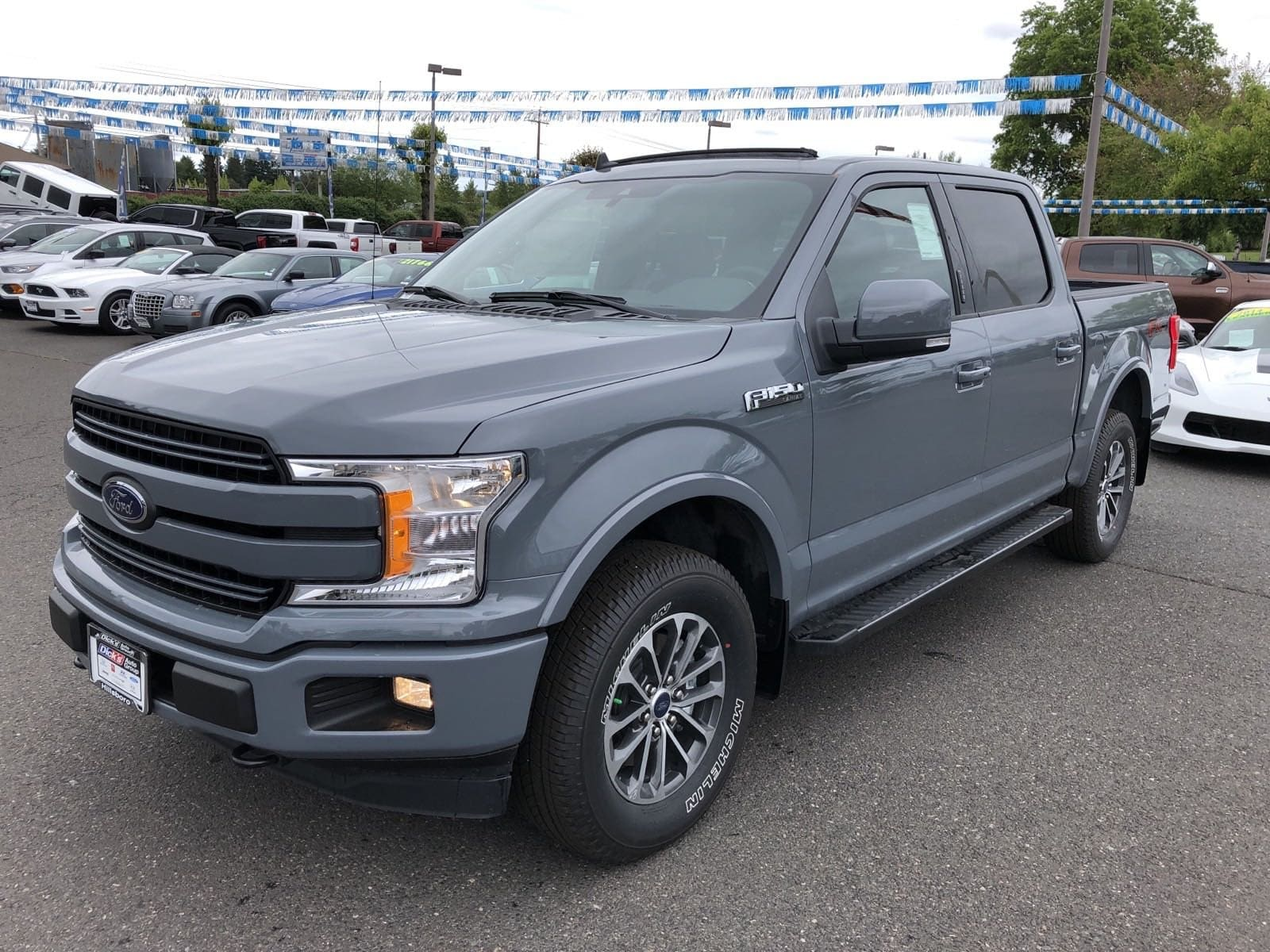 2019 F-150 SuperCrew Cab 4x4,  Pickup #299630 - photo 5