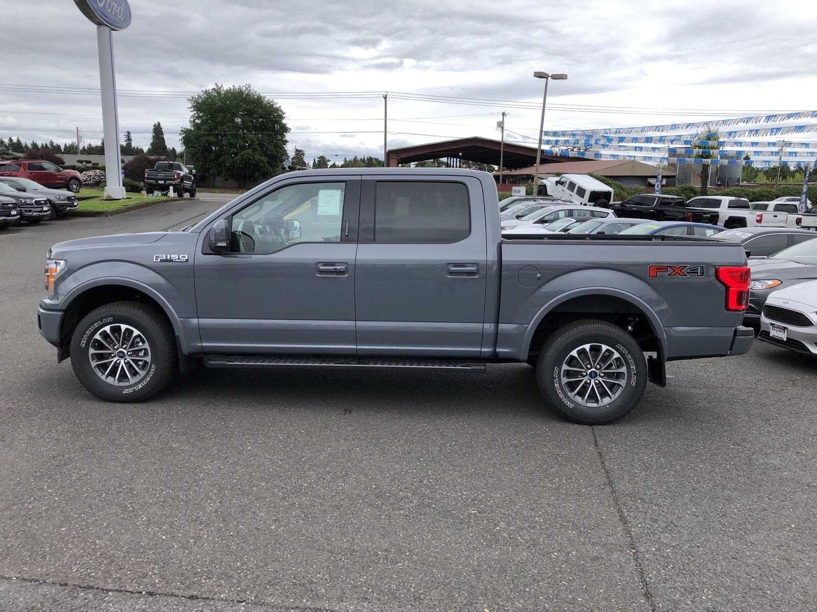 2019 F-150 SuperCrew Cab 4x4,  Pickup #299630 - photo 6
