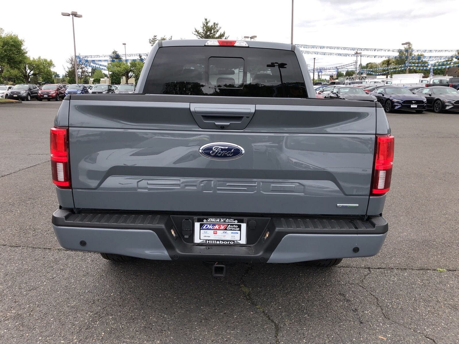 2019 F-150 SuperCrew Cab 4x4,  Pickup #299630 - photo 2
