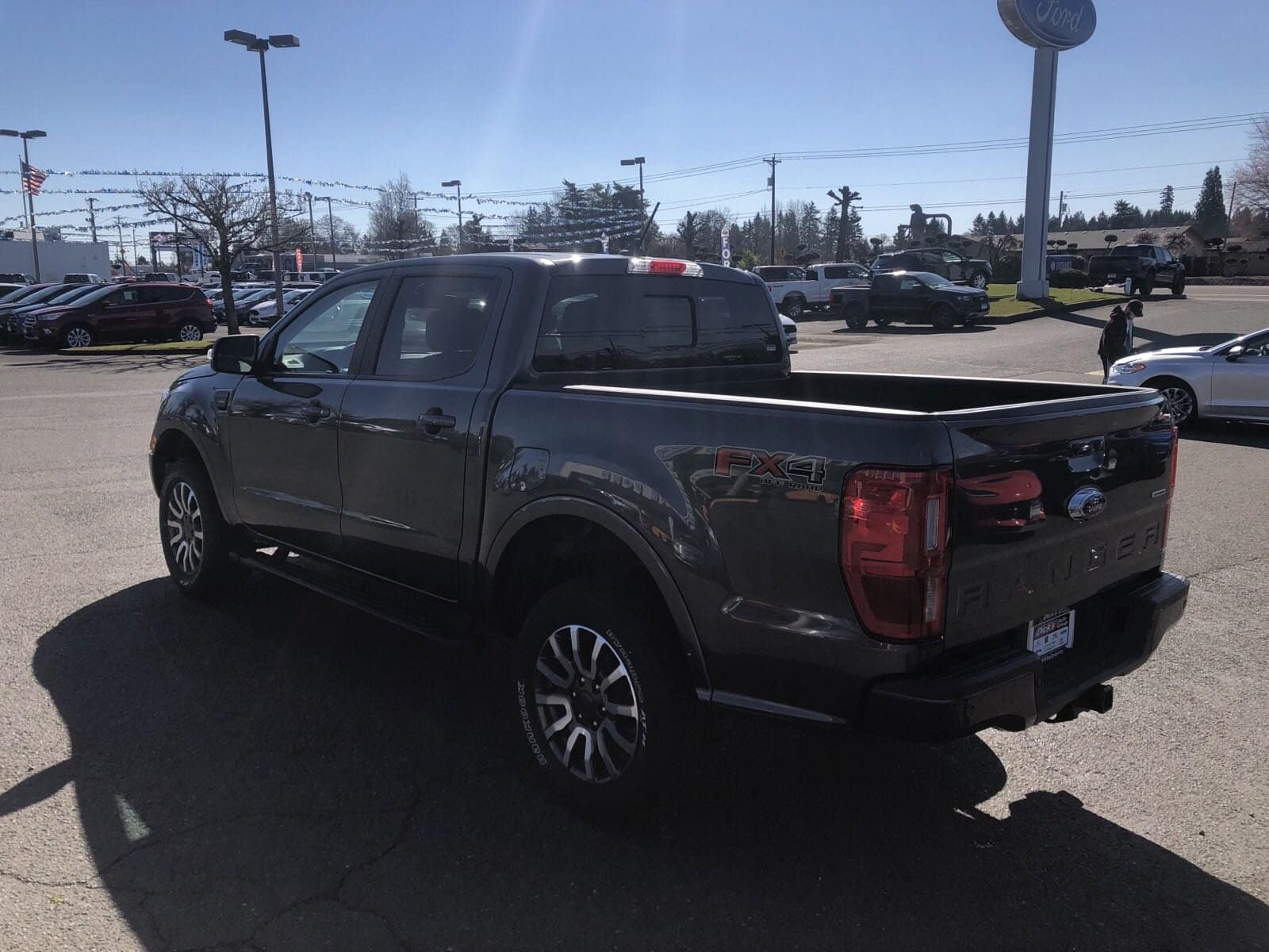 2019 Ranger SuperCrew Cab 4x4,  Pickup #299632 - photo 1