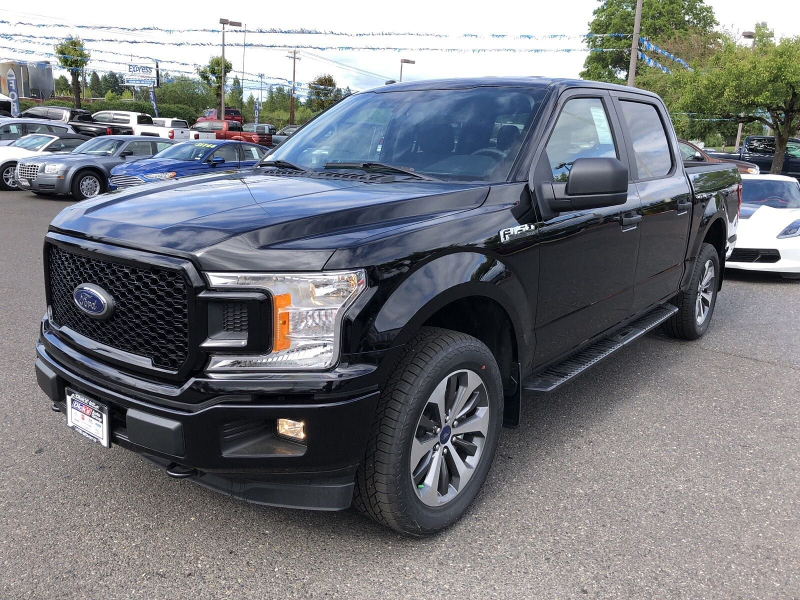 2019 F-150 SuperCrew Cab 4x4,  Pickup #299635 - photo 5