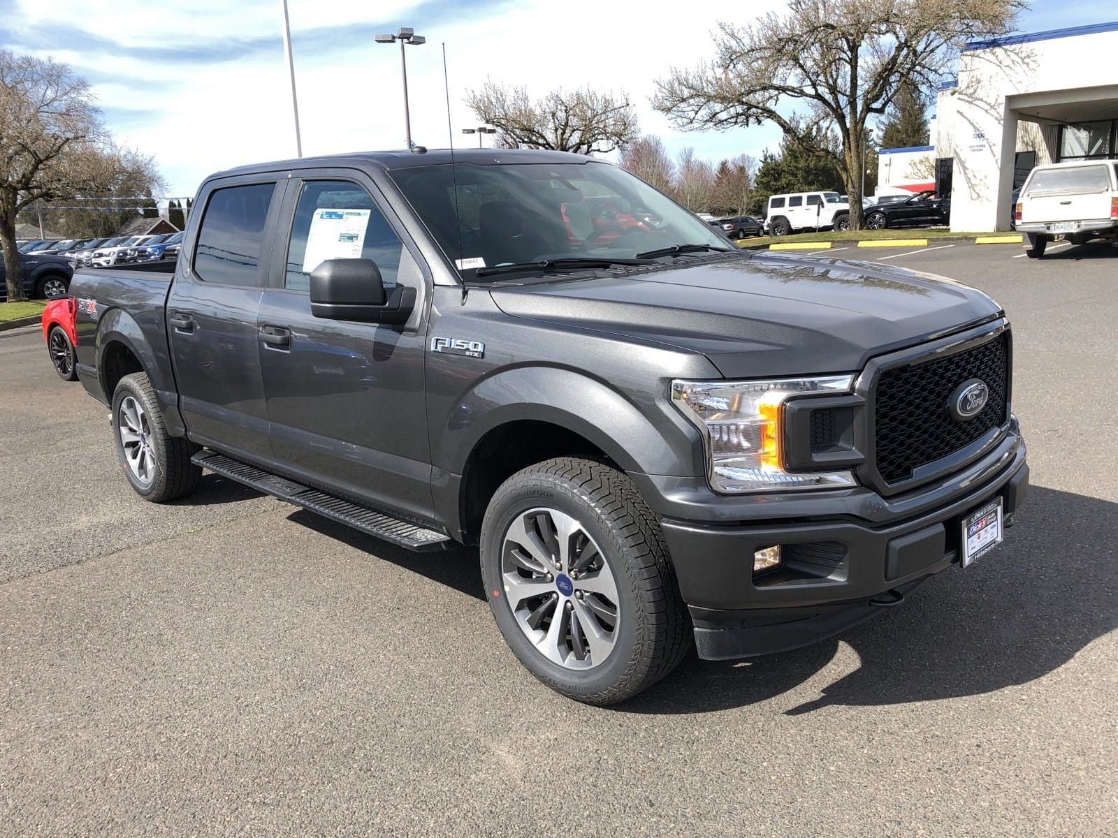 2019 F-150 SuperCrew Cab 4x4,  Pickup #299642 - photo 1