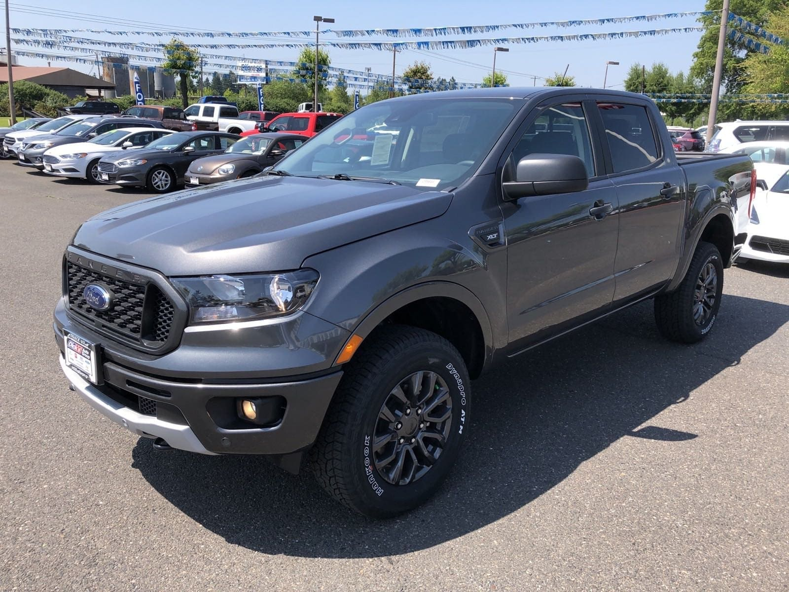 2019 Ranger SuperCrew Cab 4x4,  Pickup #299644 - photo 4