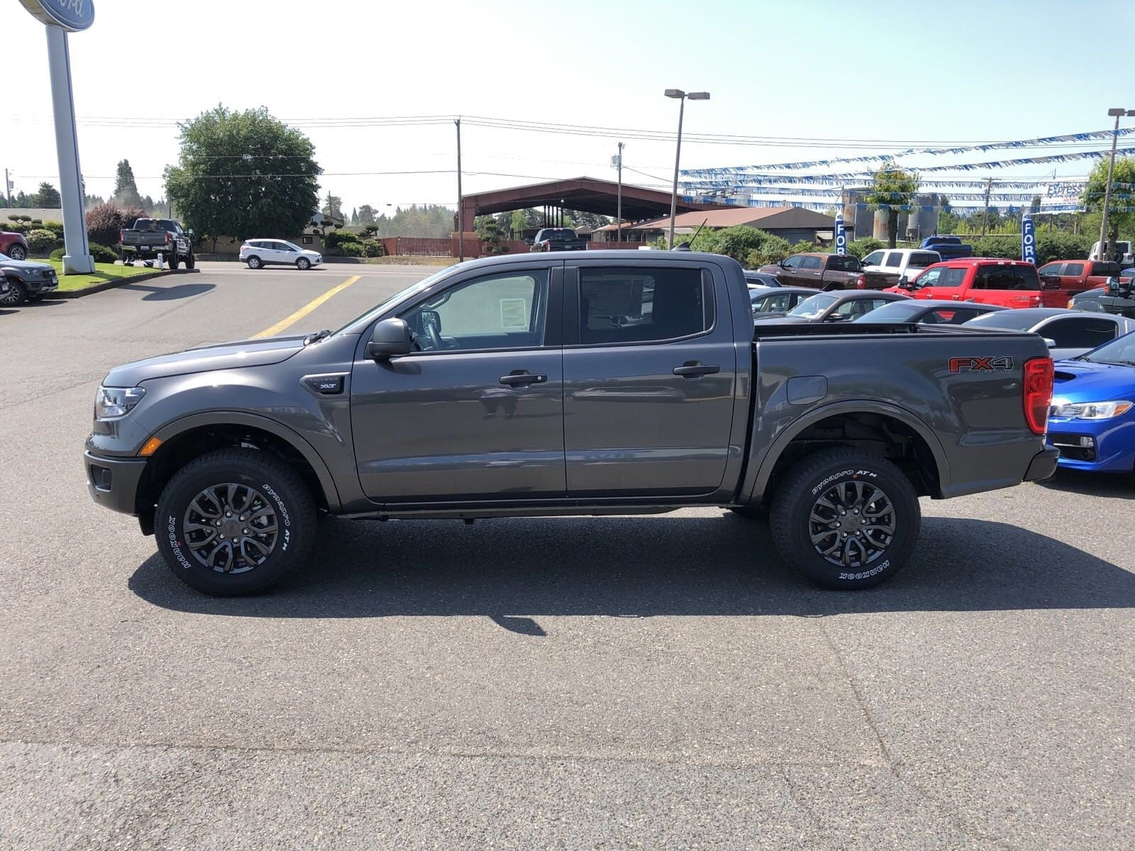 2019 Ranger SuperCrew Cab 4x4,  Pickup #299644 - photo 5