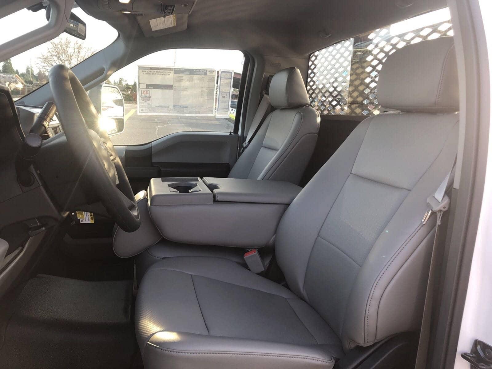 2019 F-350 Regular Cab DRW 4x4,  Scelzi Platform Body #299649 - photo 24
