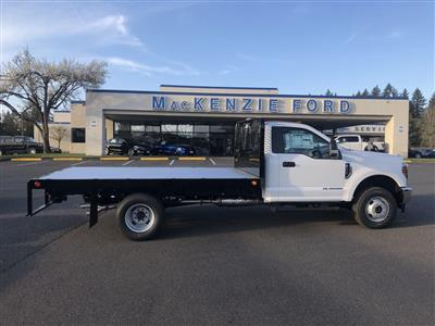 2019 F-350 Regular Cab DRW 4x4,  Scelzi WFB Platform Body #299649 - photo 1