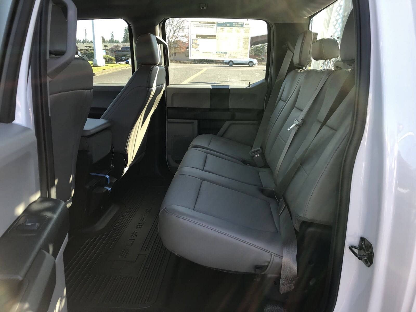 2019 F-550 Crew Cab DRW 4x4,  Scelzi Contractor Body #299650 - photo 14