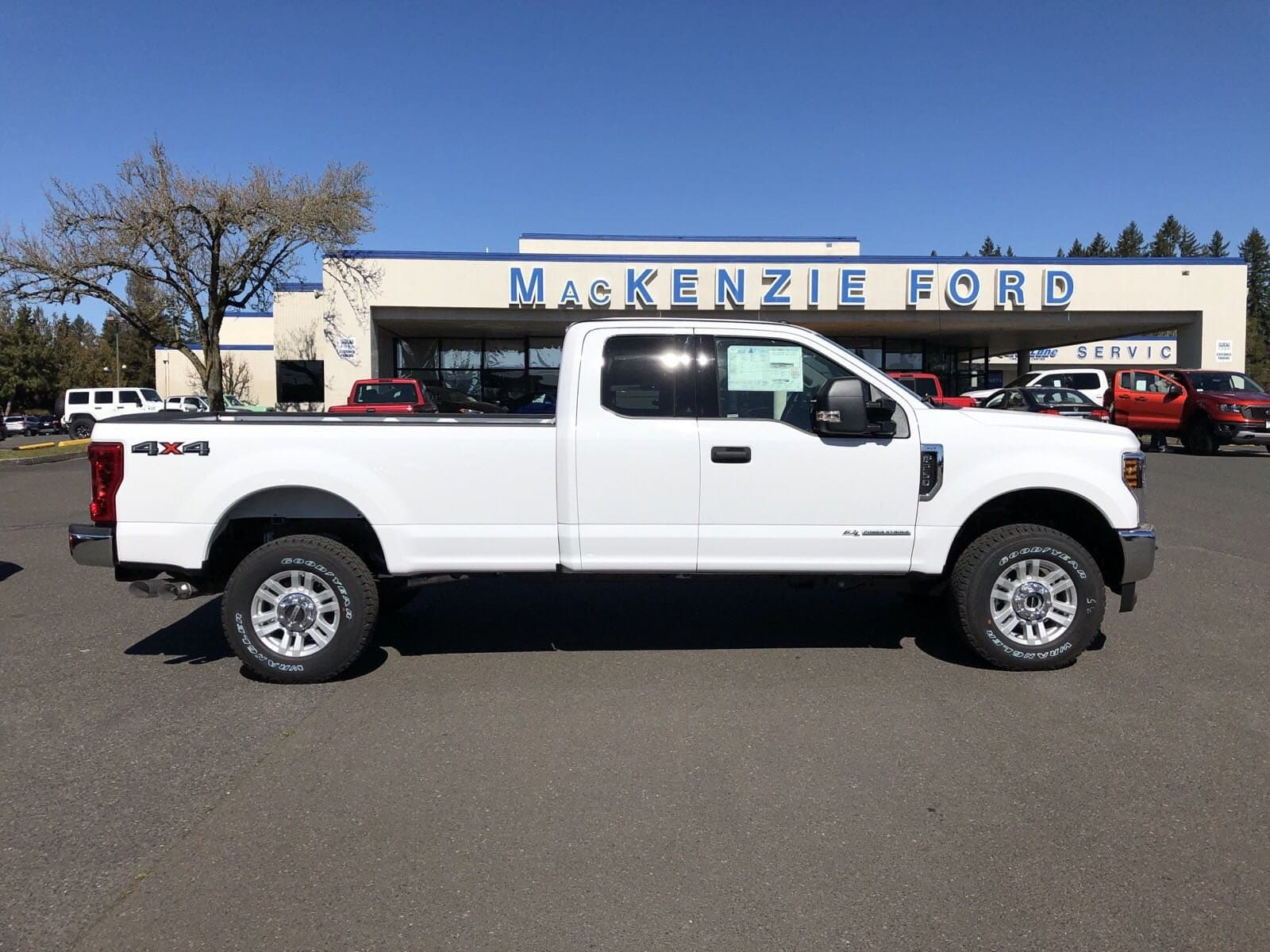 2019 F-250 Super Cab 4x4,  Pickup #299651T - photo 1