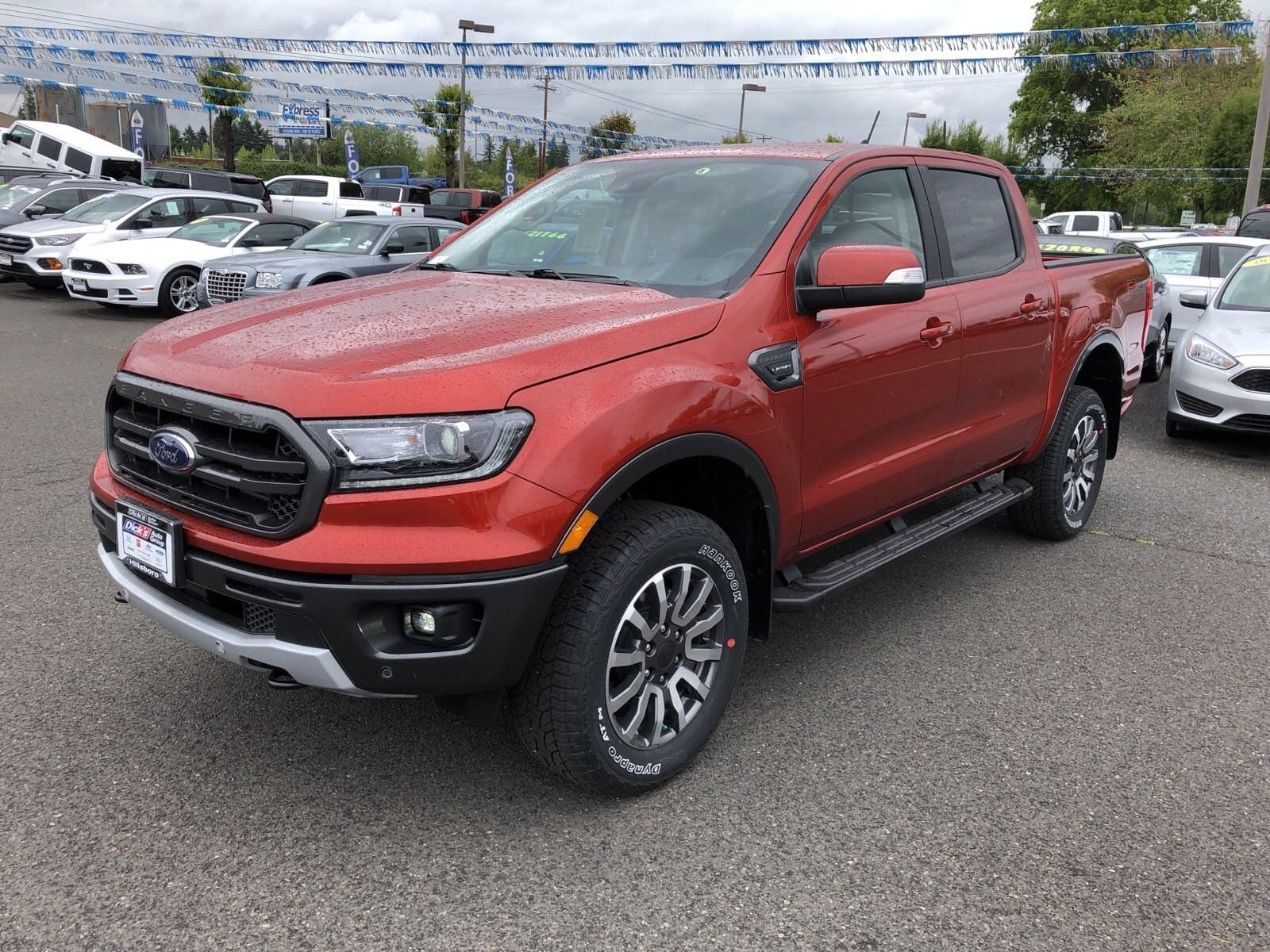 2019 Ranger SuperCrew Cab 4x4,  Pickup #299655 - photo 4