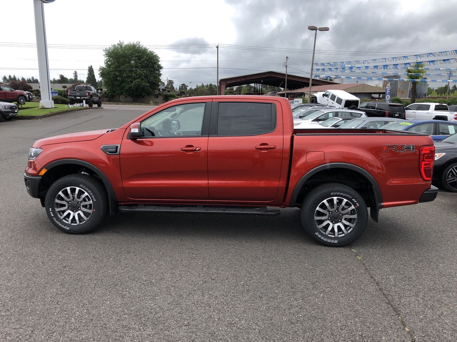2019 Ranger SuperCrew Cab 4x4,  Pickup #299655 - photo 5