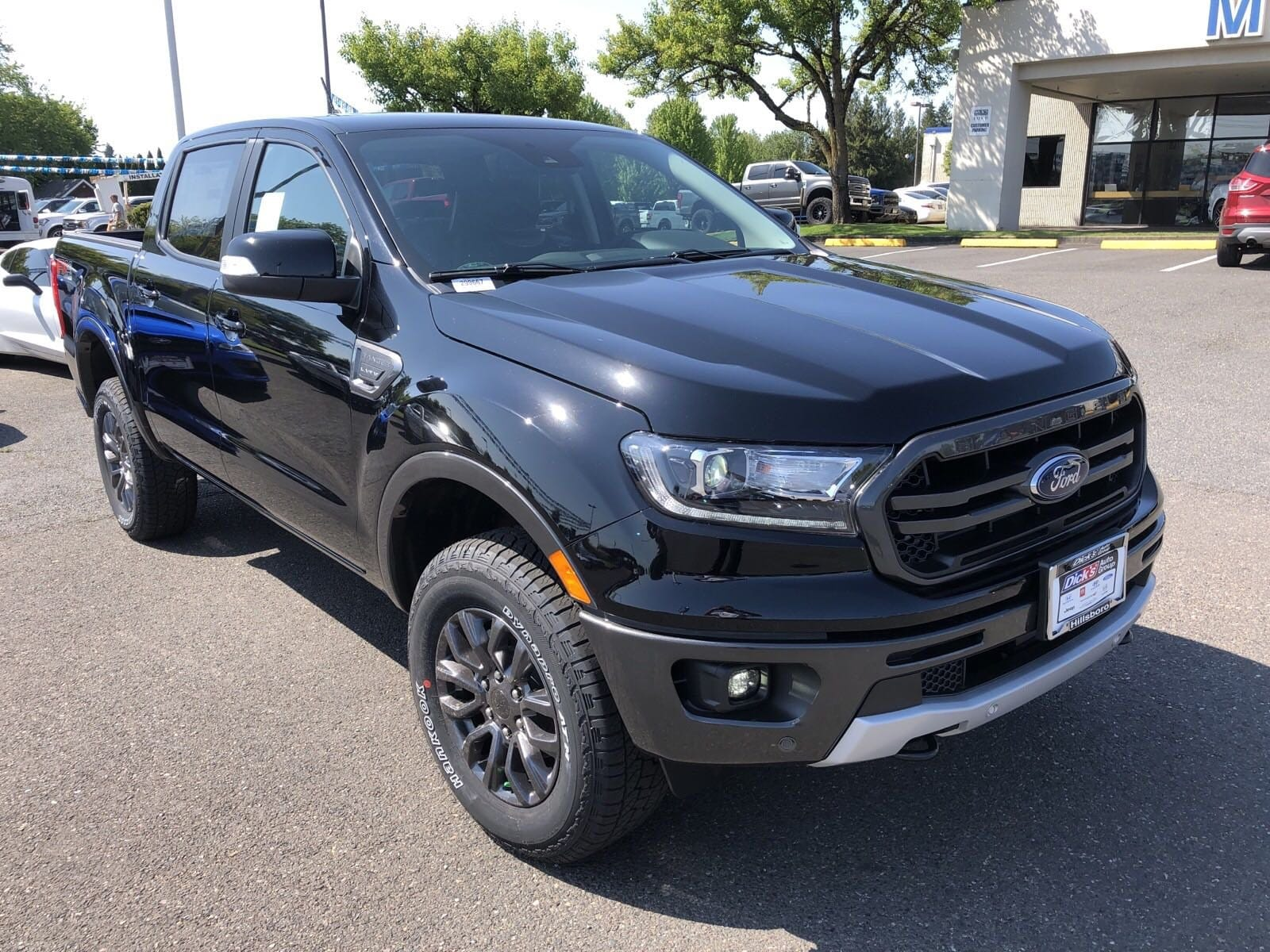 2019 Ranger SuperCrew Cab 4x4,  Pickup #299667 - photo 3