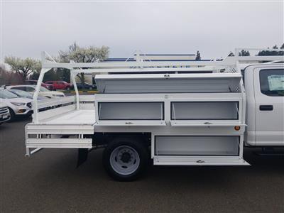 2019 F-550 Crew Cab DRW 4x4,  Scelzi CTFB Contractor Body #299673 - photo 2