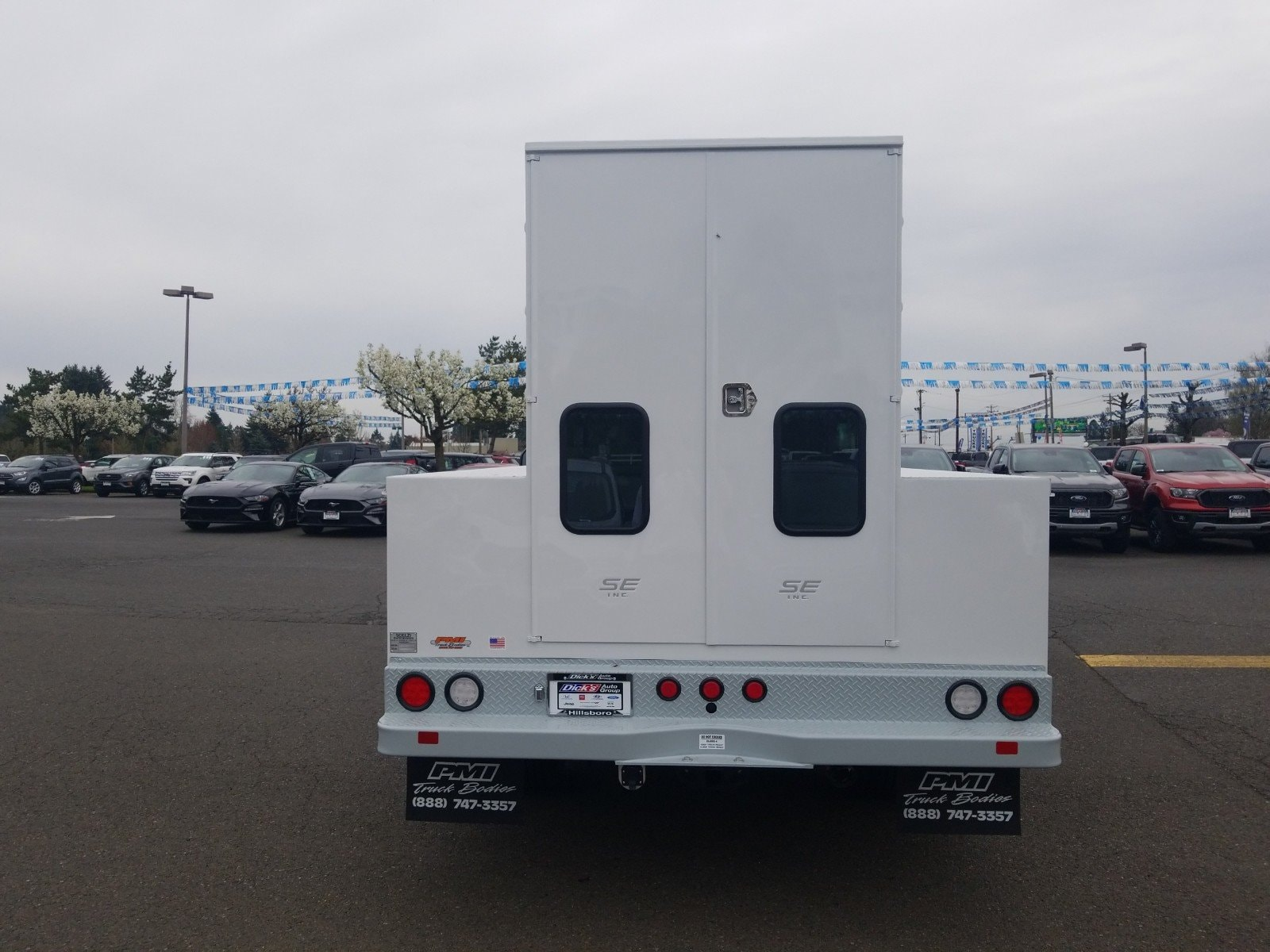 2019 F-550 Regular Cab DRW 4x2,  Scelzi Service Body #299674 - photo 3