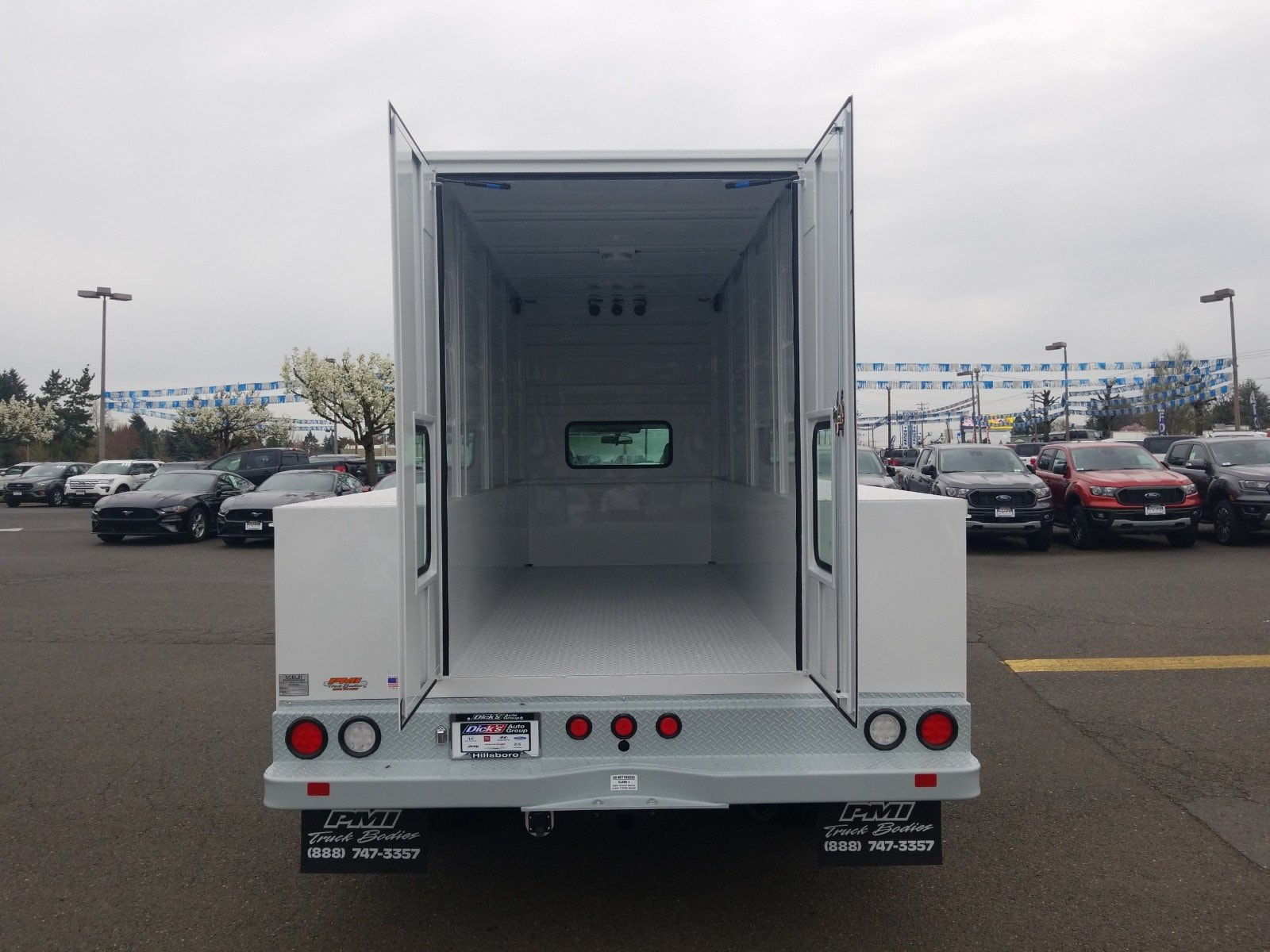 2019 F-550 Regular Cab DRW 4x2,  Scelzi Service Body #299674 - photo 6