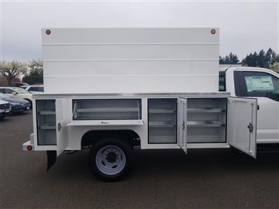 2019 F-550 Regular Cab DRW 4x2, Scelzi Super Structure Service Body #299674 - photo 2