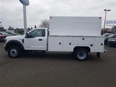 2019 F-550 Regular Cab DRW 4x2, Scelzi Super Structure Service Body #299674 - photo 4