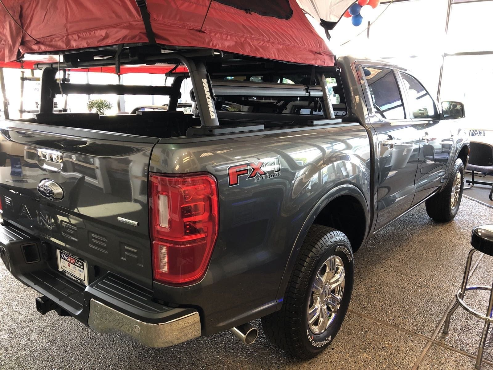 2019 Ranger SuperCrew Cab 4x4,  Pickup #299676 - photo 1