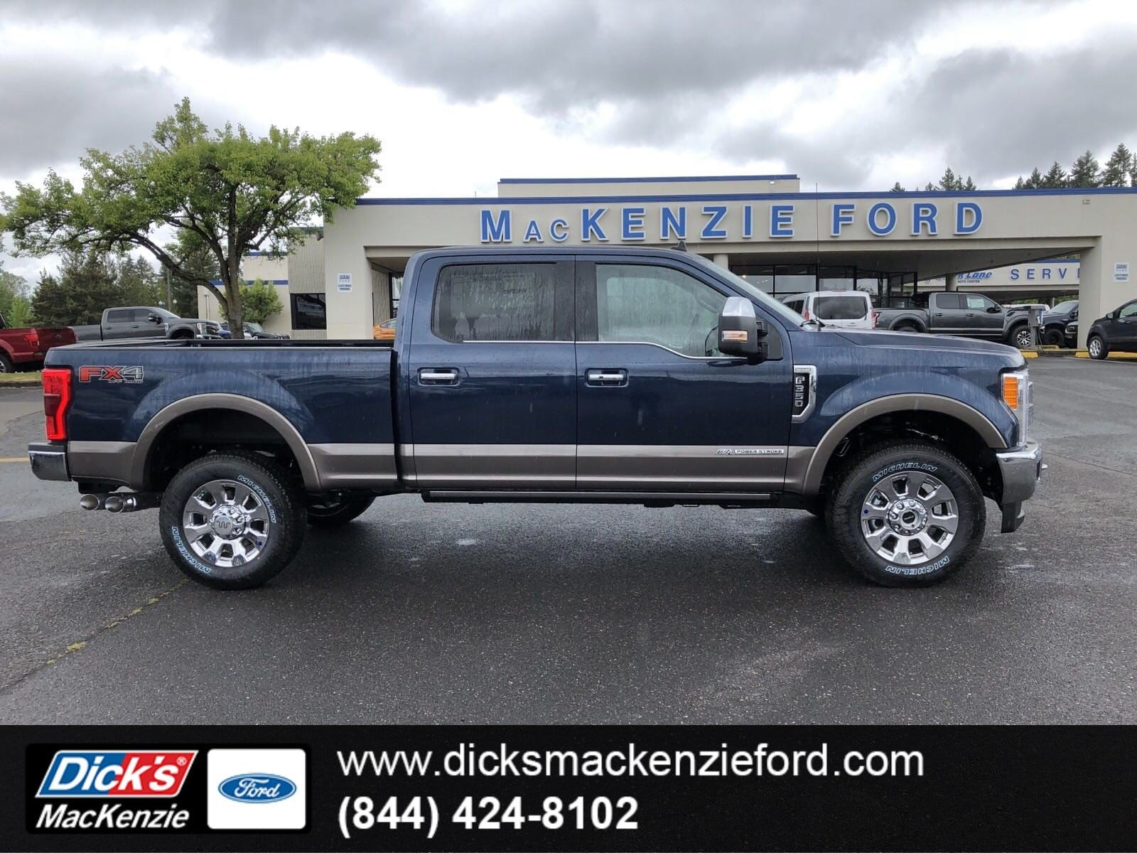 2019 F-350 Crew Cab 4x4,  Pickup #299678 - photo 1
