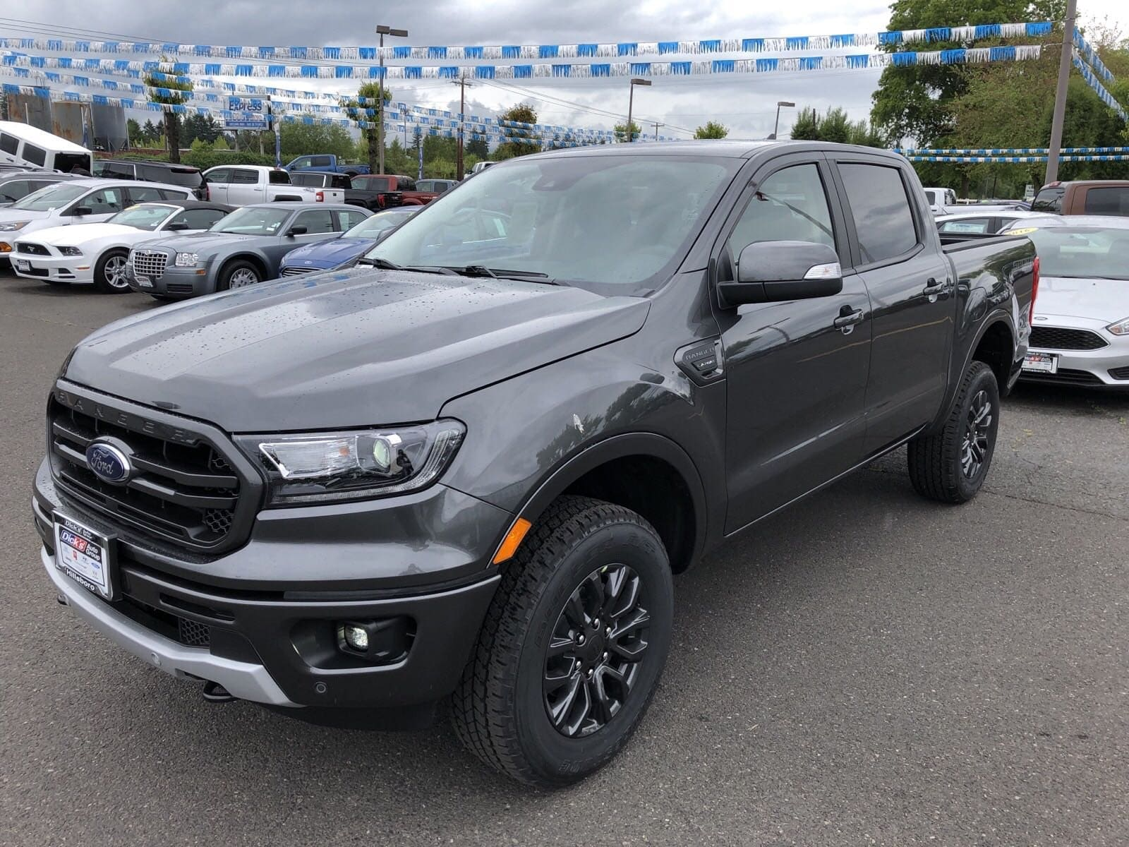 2019 Ranger SuperCrew Cab 4x4,  Pickup #299680 - photo 5