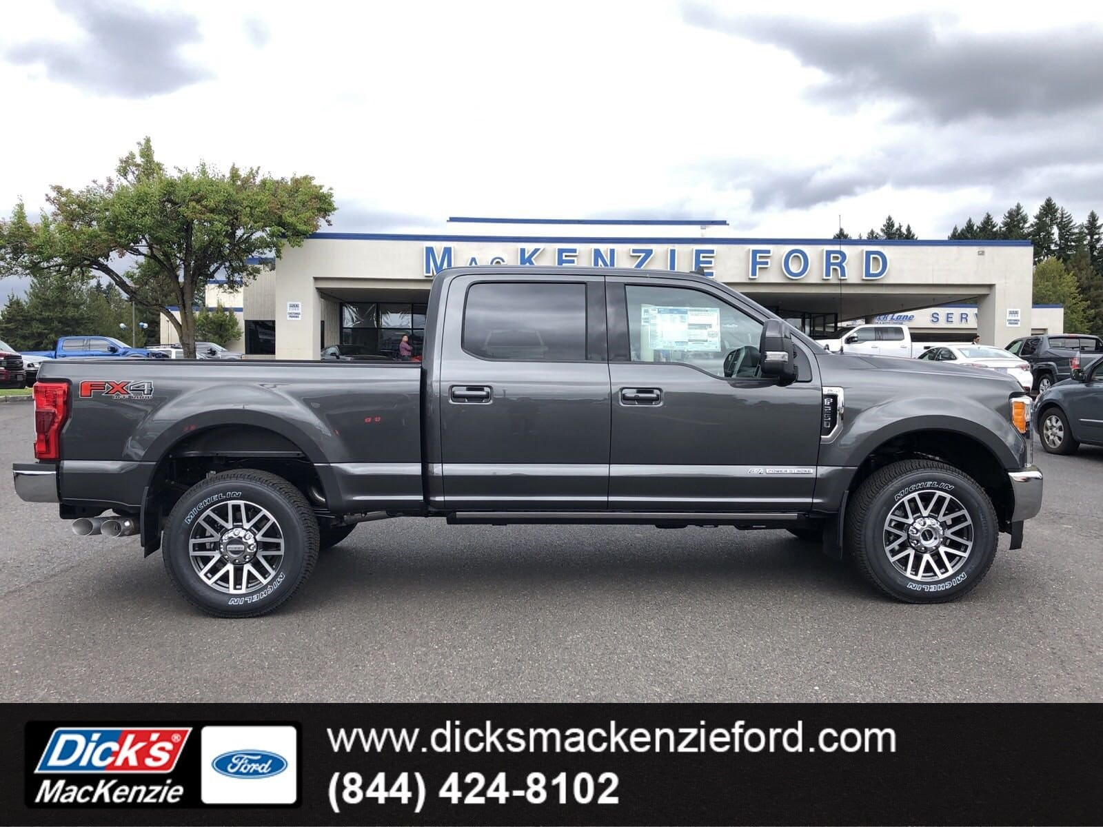 2019 F-250 Crew Cab 4x4, Pickup #299779 - photo 1