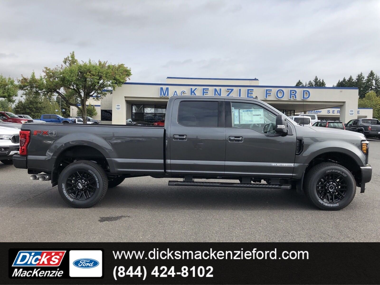 2019 F-350 Crew Cab 4x4,  Pickup #299783 - photo 1