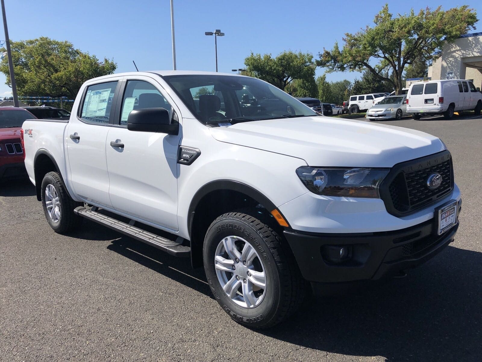 2019 Ranger SuperCrew Cab 4x4,  Pickup #299793 - photo 1