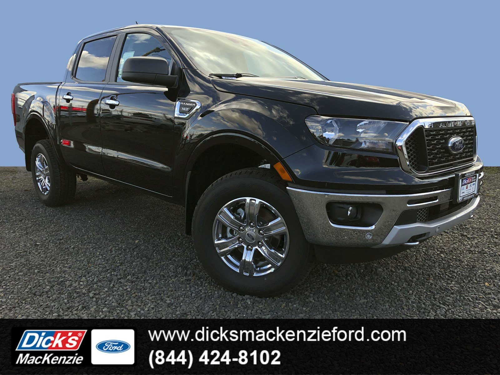 2019 Ranger SuperCrew Cab 4x4,  Pickup #299797 - photo 1
