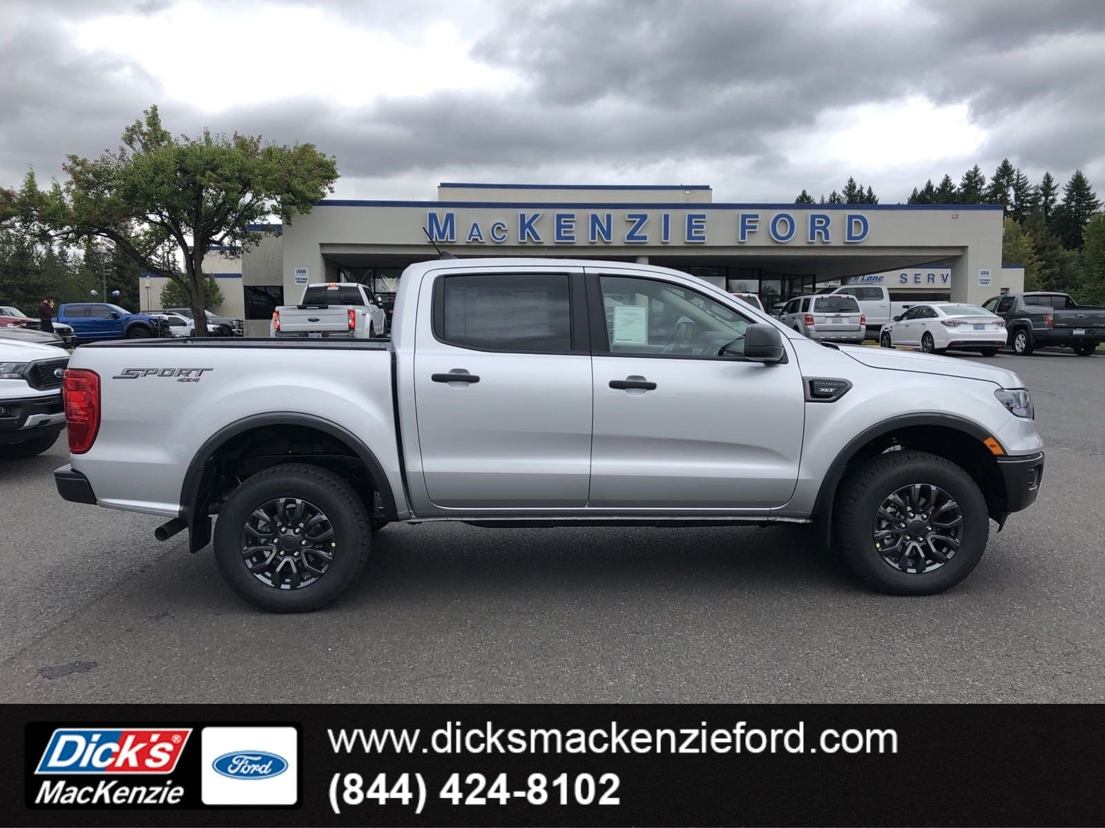 2019 Ranger SuperCrew Cab 4x4,  Pickup #299798 - photo 1