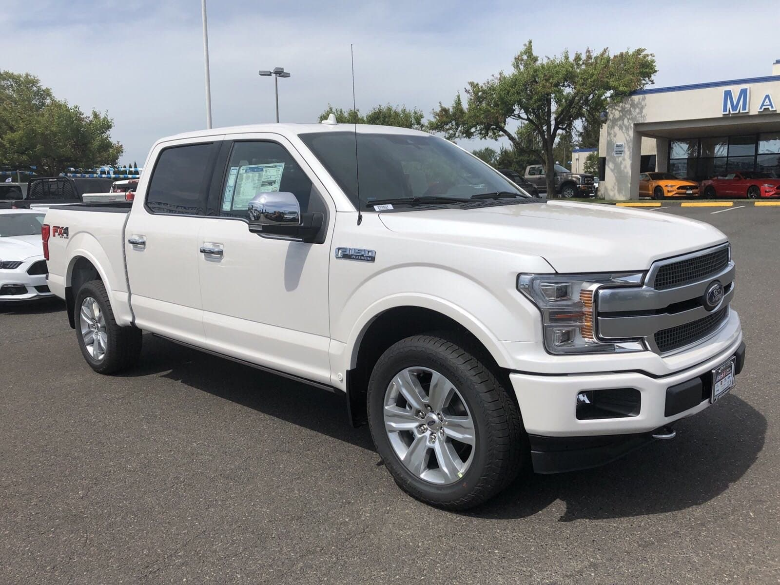 2019 F-150 SuperCrew Cab 4x4,  Pickup #299804 - photo 1