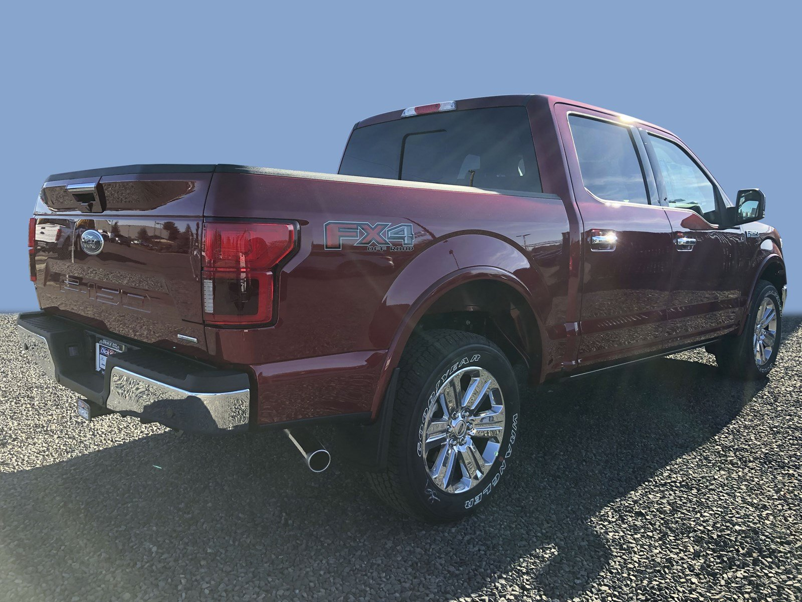 2019 F-150 SuperCrew Cab 4x4, Pickup #299807 - photo 2