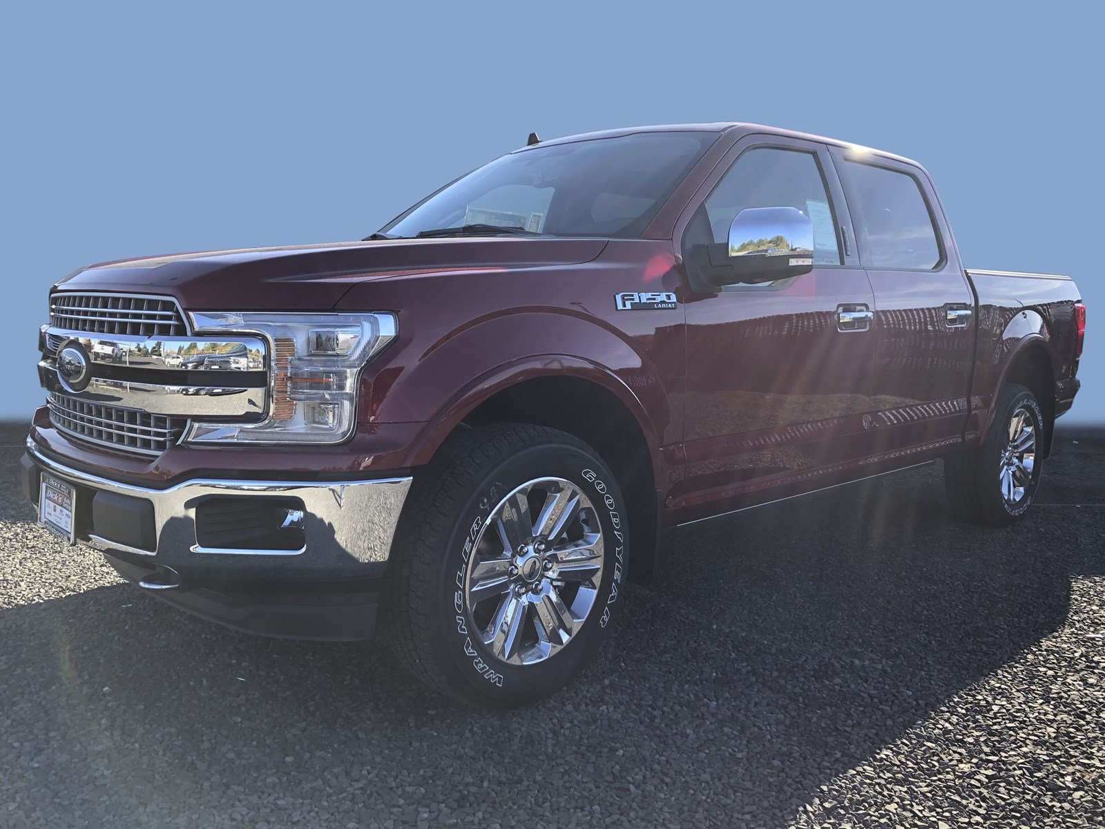 2019 F-150 SuperCrew Cab 4x4, Pickup #299807 - photo 29
