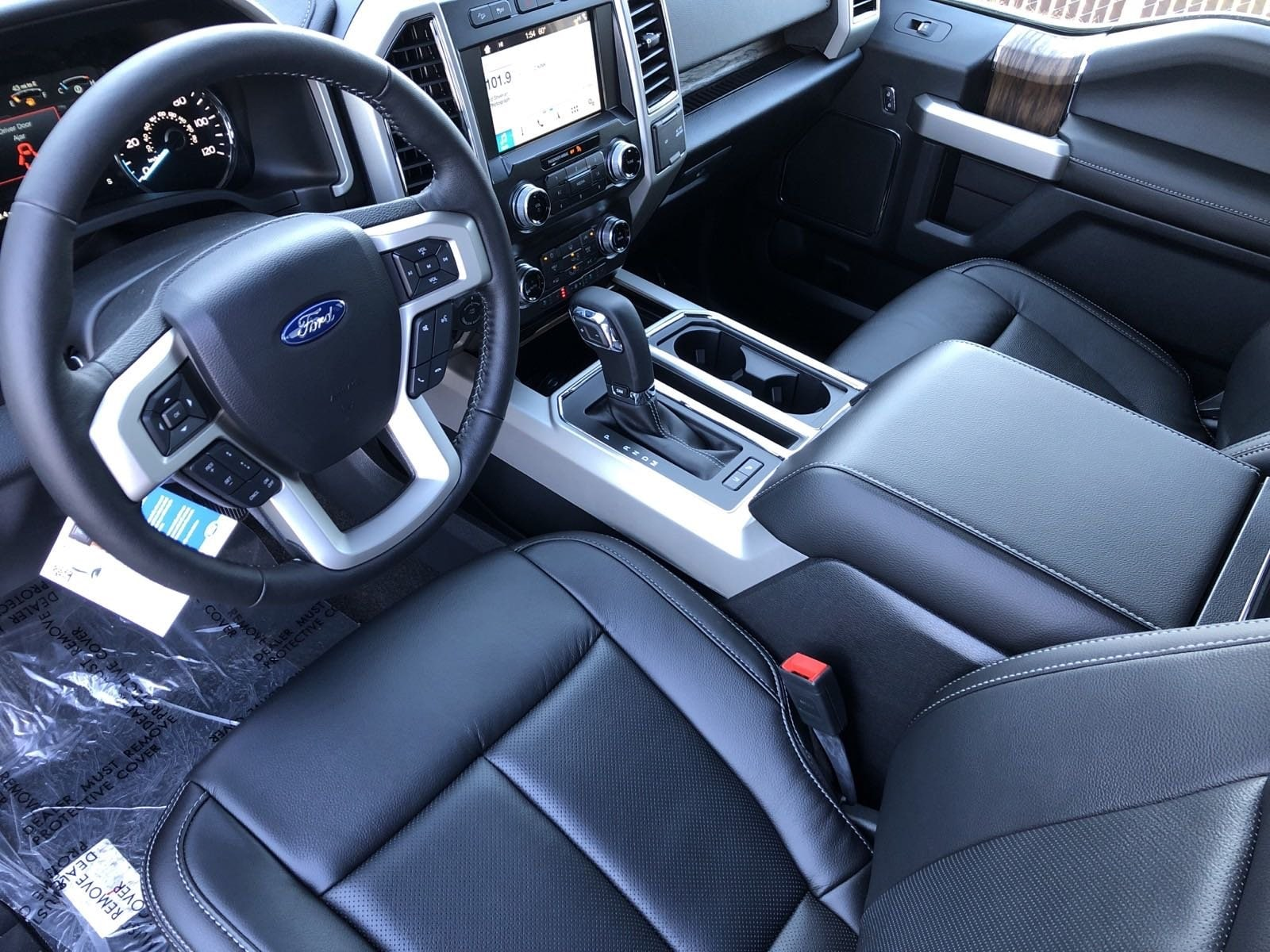 2019 F-150 SuperCrew Cab 4x4, Pickup #299807 - photo 7